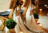 Gościniec Nałęże_góralskie wesele Bielsko_dekoracja Ślubna