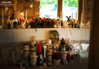 Gościniec Nałęże_góralskie wesele Bielsko_dekoracja stołu