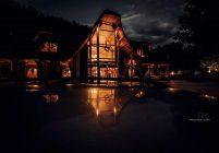 Gościniec Nałęże_góralskie wesele Bielsko_drewniana chata