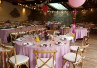 Duża sala weselna