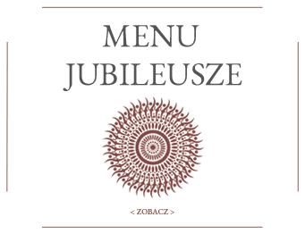 Imprezy Bielsko-Biała_menu jubileusze_Gościniec