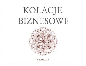 Imprezy Bielsko-Biała_menu kolacje biznesowe