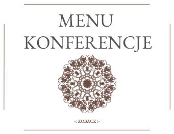 Imprezy Bielsko-Biała_Gościniec_menu konferencje