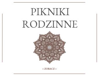Imprezy Bielsko-Biała_menu pikniki rodzinne