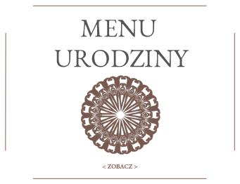 Imprezy Bielsko-Biała_menu urodziny