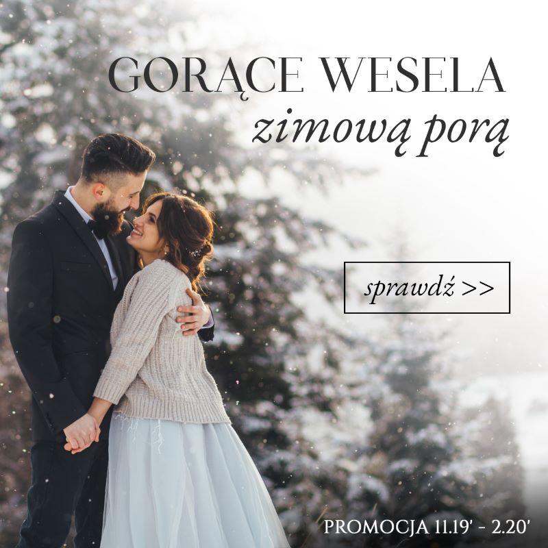 Zimowe wesele - Bielsko-Biała - Gościniec Szumny