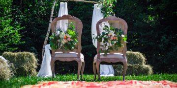 Hostinec Szumny Bielsko - Svatba v plenéru