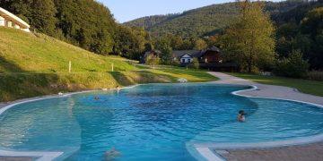 Hostinec Szumny - Naleze - vyhrivany bazen