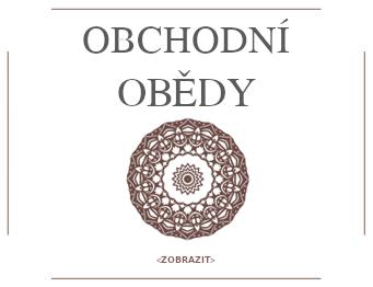 Hostinec Szumny Bielsko - OBCHODNI OBEDY