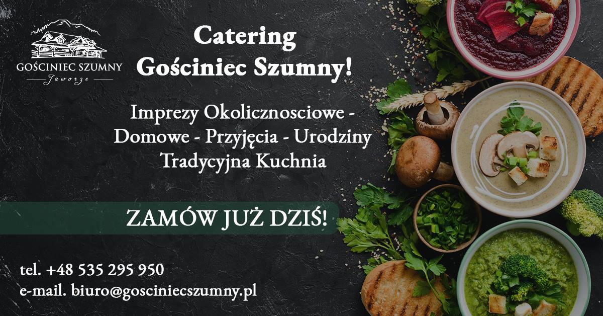 Katering Bielsko-Biała - Catering Jaworze - Bielsko-Biała